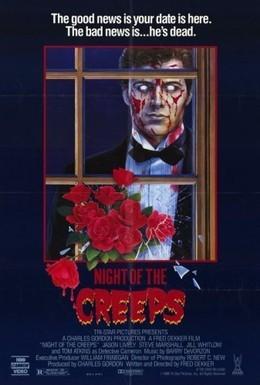 Постер фильма Ночь кошмаров (1986)