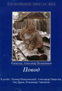 Постер фильма Повод (1986)