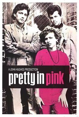 Постер фильма Милашка в розовом (1986)