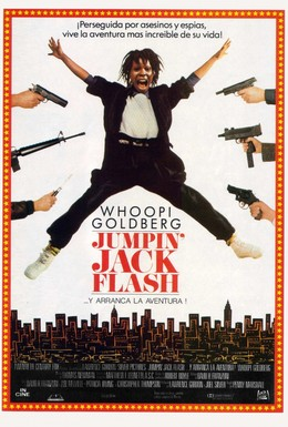 Постер фильма Джек-попрыгунчик (1986)