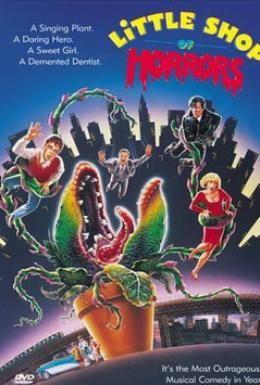 Постер фильма Магазинчик ужасов (1986)