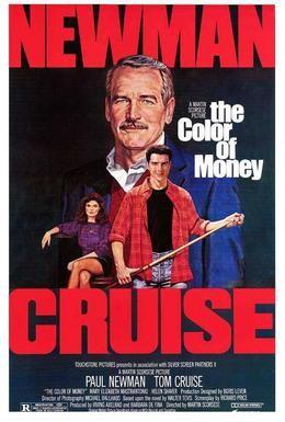 Постер фильма Цвет денег (1986)