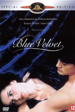 Постер фильма Синий бархат (1986)