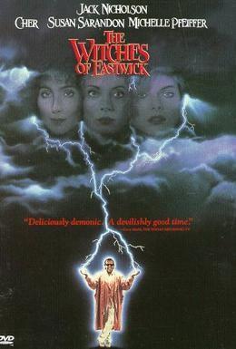 Постер фильма Иствикские ведьмы (1987)