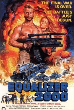 Постер фильма Уравнитель 2000 (1987)