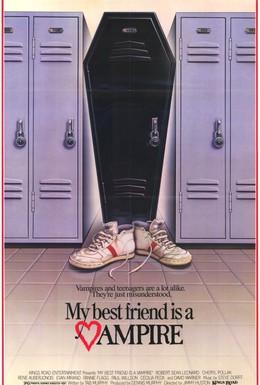Постер фильма Малолетний вампир (1987)