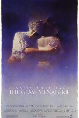 Постер фильма Стеклянный зверинец (1987)