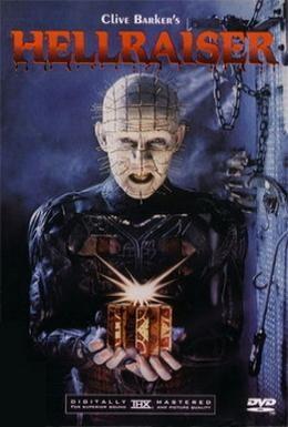 Постер фильма Восставший из ада (1987)