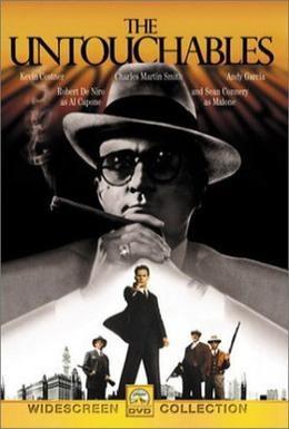 Постер фильма Неприкасаемые (1987)