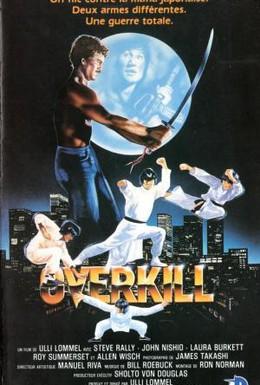 Постер фильма Многократное уничтожение (1987)
