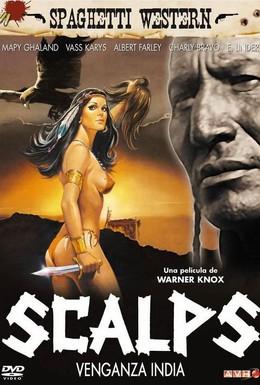 Постер фильма Скальпы (1987)