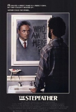 Постер фильма Отчим (1987)