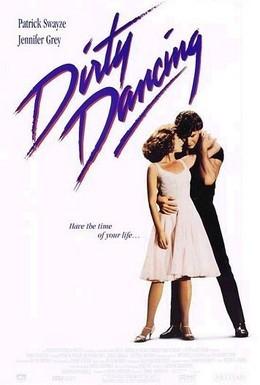 Постер фильма Грязные танцы (1987)