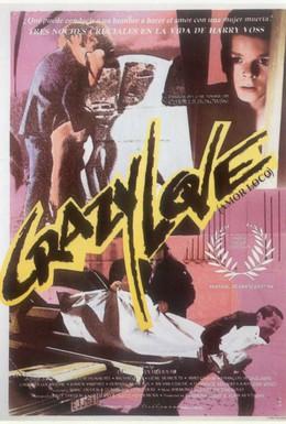 Постер фильма Безумная любовь (1987)