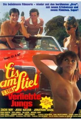 Постер фильма Горячая жевательная резинка 7: Молодая любовь (1987)