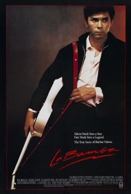 Постер фильма Ла бамба (1987)