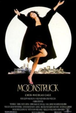 Постер фильма Во власти Луны (1987)