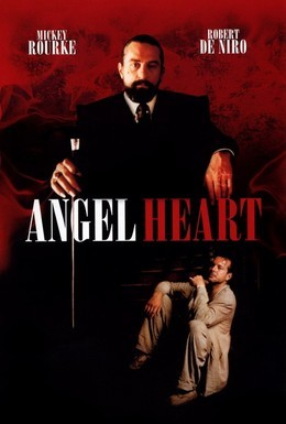 Постер фильма Сердце Ангела (1987)