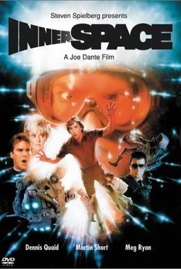 Постер фильма Внутреннее пространство (1987)