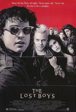 Постер фильма Пропащие ребята (1987)
