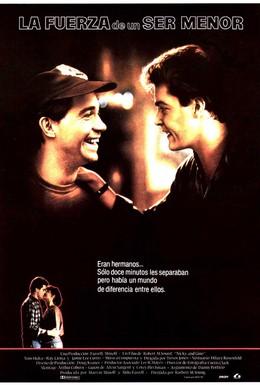 Постер фильма Доминик и Юджин (1988)