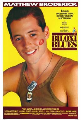 Постер фильма Билокси блюз (1988)