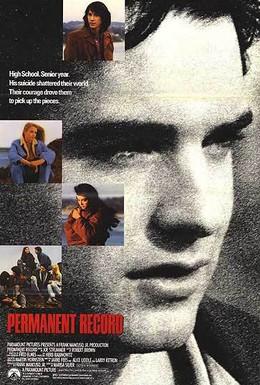 Постер фильма Вечная песня (1988)