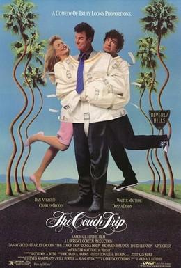 Постер фильма Проказник из психушки (1988)