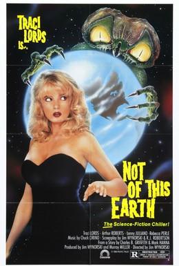 Постер фильма Из другого мира (1988)