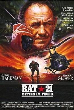 Постер фильма Позывной Бэт-21 (1988)