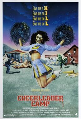 Постер фильма Лагерь девушек-болельщиц (1988)