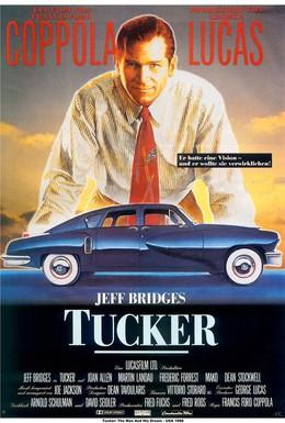 Постер фильма Такер: Человек и его мечта (1988)