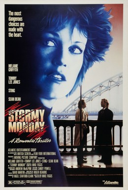 Постер фильма Грозовой понедельник (1988)