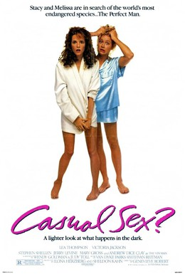 Постер фильма Просто секс (1988)