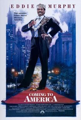 Постер фильма Поездка в Америку (1988)