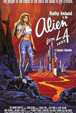 Постер фильма Инопланетянка из Лос-Анджелеса (1988)