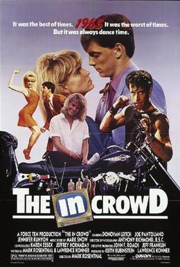 Постер фильма В толпе (1988)