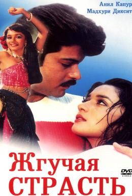 Постер фильма Жгучая страсть (1988)