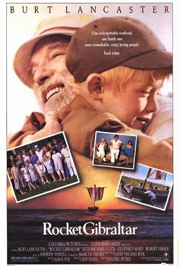 Постер фильма Ракета на Гибралтар (1988)