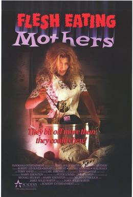 Постер фильма Кровожадные мамаши (1988)