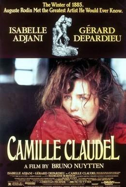 Постер фильма Камилла Клодель (1988)