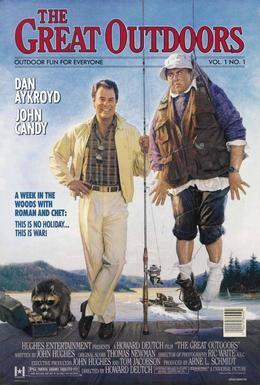 Постер фильма На лоне природы (1988)