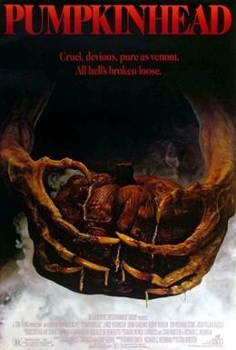 Постер фильма Тыквоголовый (1988)