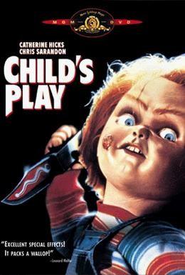 Постер фильма Детские игры (1988)