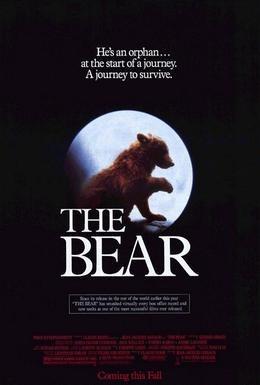 Постер фильма Медведь (1988)