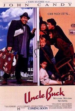 Постер фильма Дядюшка Бак (1989)