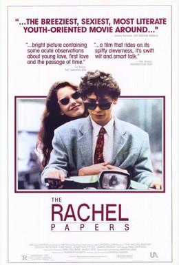 Постер фильма Досье на Рэйчел (1989)