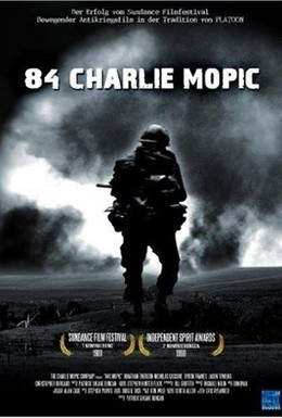 Постер фильма Хроники вьетнамской войны (1989)