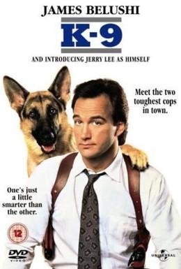Постер фильма К-9: Собачья работа (1989)