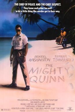 Постер фильма Могучий Куинн (1989)